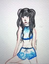Illustration by Eugenia Cejas // www.instagram.com/iridescent.witch