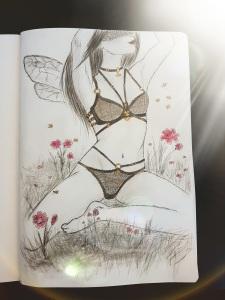 Illustration by Julia Tannenberg // www.instagram.com/malice_magnolia