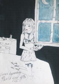 Illustration by Eugénie Gallien