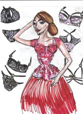 Illustration by www.instagram.com/hollyharlott