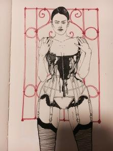 Illustration by Sophie // www.instagram.com/dearest_sophia
